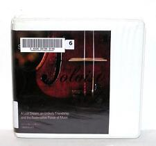 BOOK/AUDIOBOOK CD Steve Lopez Music Homelessness Mental Illness THE SOLOIST