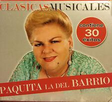 Clasicas Musicales by Paquita La Del Barrio