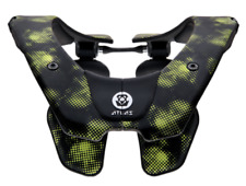 Atlas Air Neck Brace Large Virus Black Mountain Bike Mx Bmx