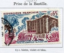 STAMP / TIMBRE FRANCE OBLITERE N° 1680 PRISE DE LA BATAILLE