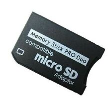 ADAPTADOR MICRO SD/SDHC A MEMORY STICK PRO DUO PARA PSP