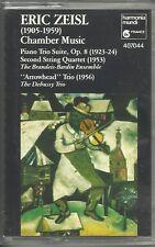 Eric Zeisl Chamber Music Harmonia Mundi 407044 1991 Very Clean