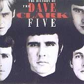 History of the Dave Clark Five by The Dave Clark Five (CD, Aug-1993, 2 Discs,...
