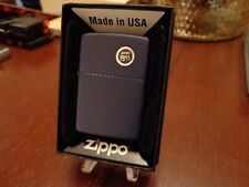 NAVY BLUE MATTE #239 ZIPPO LIGHTER MINT IN BOX