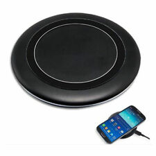 Wireless Qi Charger Pad Charging Station for Samsung S6 S7 S8 Plus iPhone 8 X