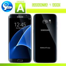 Samsung Galaxy S7 Edge Nero Ricondizionato Certificato (Grado A) G935F 32GB