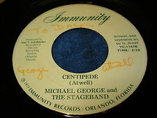 Michael George & The Stageband Centipede - Immunity - Signed by: George Atwell