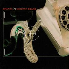 SPARTA The Wiretap Scars (2002)