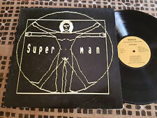 Fabio Fabor, Antonio Arena – Superman  LP ORIGINALE