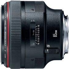 Canon EF Mount 85mm SLR Camera Lenses