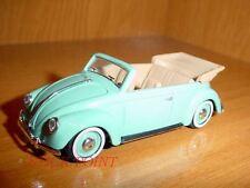 VW VOLSWAGEN KARMANN 1949 SOFT BLUE 1:43 MINT!!!