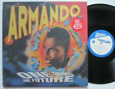 "ARMANDO ONE WORLD ONE FUTURE RADICAL FEAR LIM ED CHICAGO HOUSE 2 LP + 10"" MINT-"
