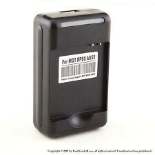 Wall Home AC Desktop Dock Battery Charger For Motorola Droid 2 Milestone 2