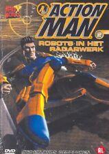 ACTION MAN - DVD 2 - ROBOTS IN HET RADARWERK - SEALED