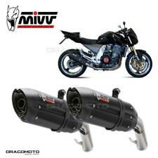 KAWASAKI Z 1000 Scarico MIVV Suono 2003-2006 Steel Black