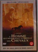 DVD L'HOMME QUI MURMURAIT A L'OREILLE DES CHEVAUX - Robert REDFORD
