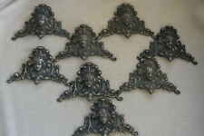 Victorian Cast Bronze Figural Drawer Pulls