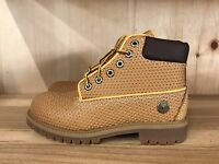 TIMBERLAND 6 INCH 6'' VENT TECH WHEAT GRADE SCHOOL GS SIZE 5-5.5 Y  27975