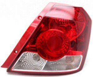 OEM GM Aveo Right Passenger Side Tail Lamp Trim Crack 96494902