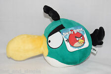 NEW Angry Birds Deluxe 8in. Plush Toy Hal Toucan Green Bird OFFICIALLY LICENSED