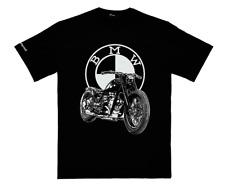 Original BMW Motorrad T-Shirt Dealershirt Herren schwarz Oberteil Kurzarm R18