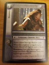 Lord of the Rings Tcg Treachery and Deceit 18U46 Disarmed Lotr Ccg