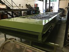 stacking Conveyor Belt 800mm x 10 meters  long Brand new build 3phase