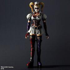 Square Enix Arkham Asylum Play Arts Kai Harley Quinn Figure