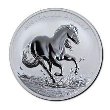 2020 Australia Brumby Horse 1 oz Silver Perth Mint Coin