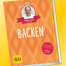 JOHANN LAFER präsentiert | BACKEN | MEINE LIEBLINGSREZEPTE (Buch)