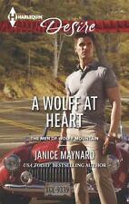 A Wolff at Heart - Acceptable - Maynard, Janice - Mass Market Paperback