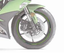 Genuine Kawasaki Green Rim Tape KIT ZX10R ZX6R Z1000 Z650 Z800 Ninja 250 300 400