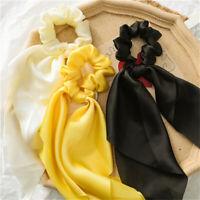 Pantalon noir Ceinture de coiffure Bohémienne Corde à cheveux Bande élastique