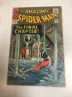 Amazing Spider-Man (1966) # 33 (G) Great Story !