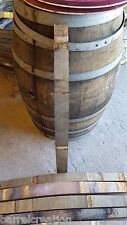 1 Used Wine Barrel Stave from a Napa Valley Winery Solid Oak