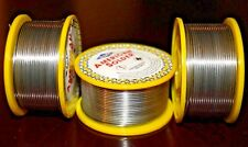 New 60/40 Tin/Lead Flux 2 % 1mm Tin Rosin Core Solder Wire 3 rolls