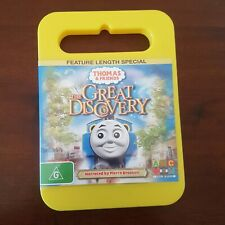 THOMAS & FRIENDS DVD-THE GREAT DISCOVERY