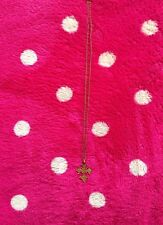 Kalevala Koru Vintage Cross Pendant & Chain Bronze Authentic