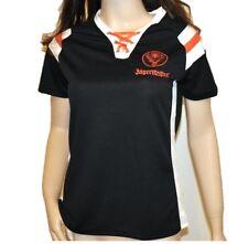 Jägermeister USA T-shirt femmes taille M/L 56 Yard Line football américain