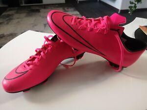 Nike Mercurial Vapor X FG - Pink/Rosa  EU45 US11 UK10 NEU