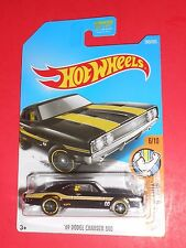 HOT WHEELS '69 DODGE CHARGER 500 285/365 MUSCLE MANIA