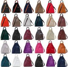 Vera Pelle Solid Handbags