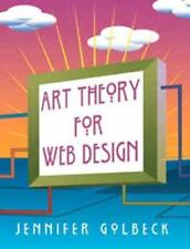 Art Theory for Web Design by Jennifer Golbeck-Graphics-Photo-Software-2005 book