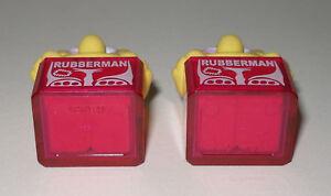 Variante Ruberman (1) ( Verrückte Schreibtischbande ) Kennung oben Rar!!!
