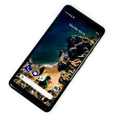 Google Pixel 2 XL solo 64GB Nero Sbloccato SIM Gratis cattive condizioni funziona 147