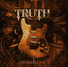 TRUTH: MACHINE CD (AWESOME BLUES-BASED HEAVY GUITAR ROCKER FROM SWEDEN)