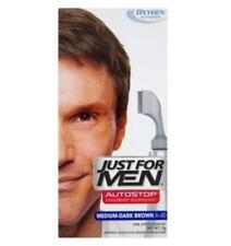 Just for Men AutoStop A40 MEDIUM DARK BROWN Colour**Free Delivery**