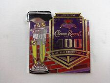 2016 Crown Royal 400 At the Brickyard Event Trophy Collector Pin Nascar Busch