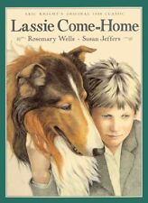 Lassie Come-Home (An Owlet Book) Wells, Rosemary/ Jeffers, Susan (Illustrator)/