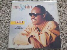 Stevie Wonder - Free/ Happy birthday 12'' Disco Vinyl